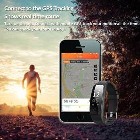 Pulsera inteligente con GPS