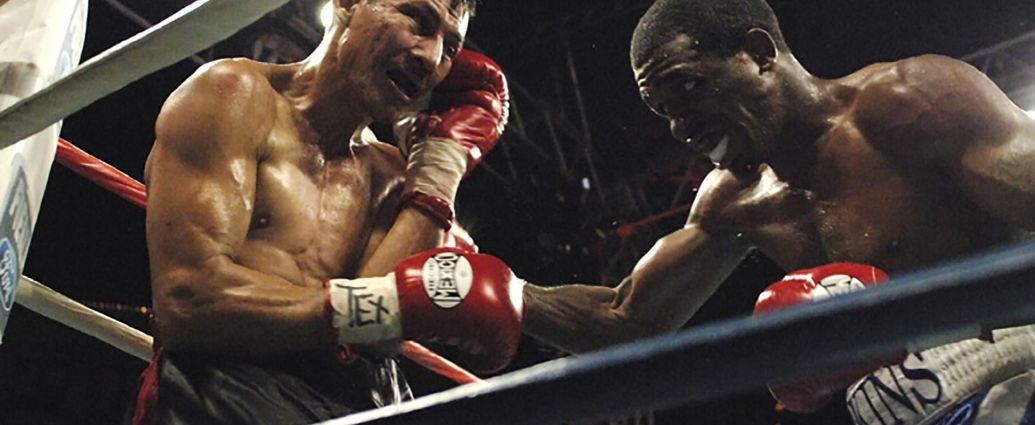Como es un combate de boxeo