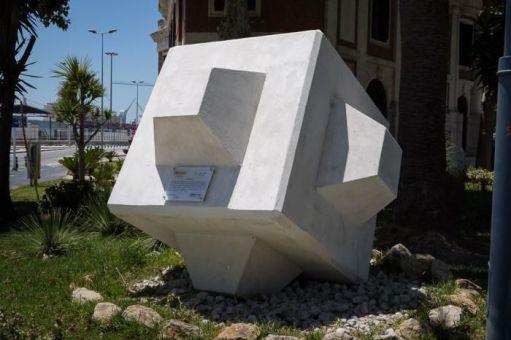 monumento cubipodo