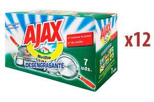 Estropajos jabonosos Ajax baratos amazon