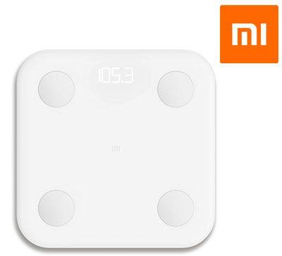Oferta bascula inteligente Xiaomi Smart Weight Scale barata amazon 3112018