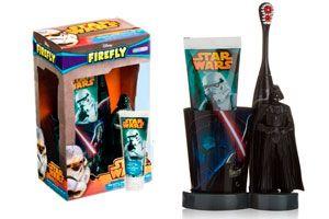 Oferta cepillo de dientes Cartoon Star Wars Darth Vader para niños barato amazon