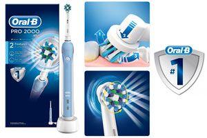Oferta cepillo eléctrico Oral-B Pro 200 barato amazon