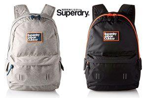 Oferta mochila Superdry barata Super Trinity Montana