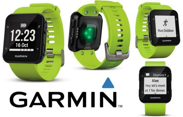 Oferta reloj GPS GArmin Forerunner 35 barato amazon