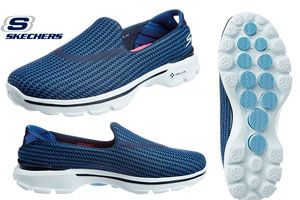 Oferta zapatillas Skechers Go Walk 3 baratas amazon