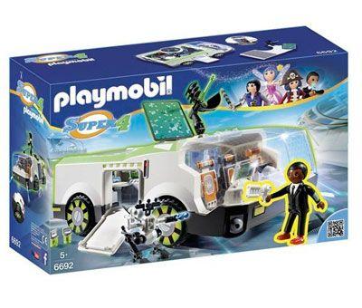 Ofertas juguetes de playmobil baratos Camaleon con Gene