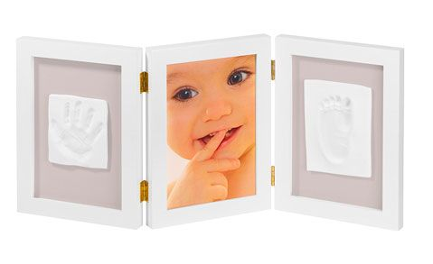 marcos para fotos de bebes My Sweet Memories triple baratos amazon