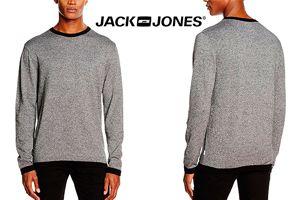 oferta sueter Jack & Jones jcomix barato amazon, chollos ropa de marca barata amazon, ofertas ropa de marca barata amazon