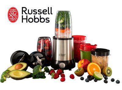 Oferta batidora Russell Hobbs Nutri Boost 23180-56 barata amazon