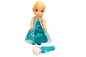 Oferta muñeca Frozen Elsa canta conmigo barata amazon