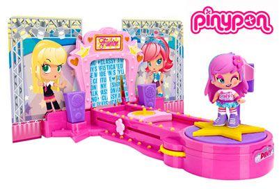 oferta-pasarela-piny-de-pinypon-barata, juguetes para niños baratos amazon
