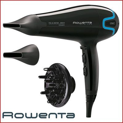 Oferta secador Rowenta Infini Pro Beauty