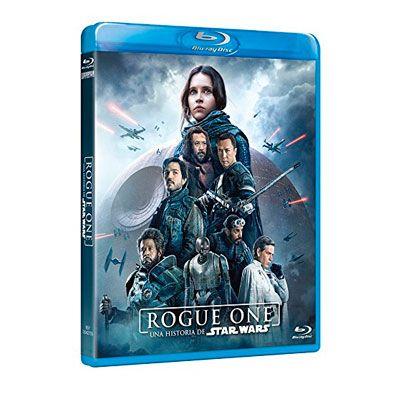 Oferta Rogue One Una Historia De Star Wars en Blu Ray barata