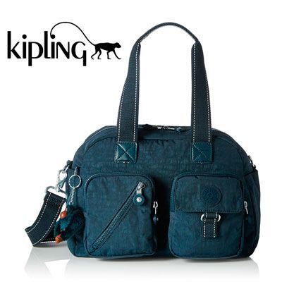 Oferta bolsos Kipling Defea baratos Amazon