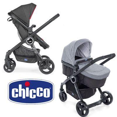 Oferta silla Chicco Urban Plus + Pack