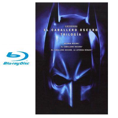 Oferta trilogía El Caballero Oscuro en Blu Ray