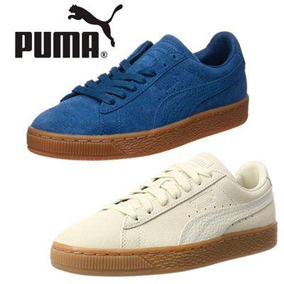 Oferta zapatillas Puma Suede Classic Natural Warmth baratas amazon