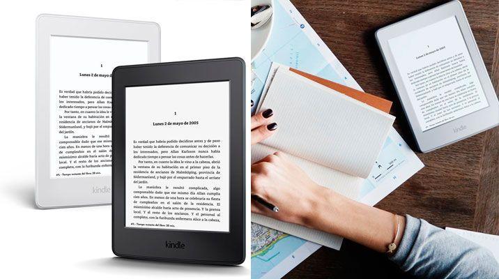 Kindle paperwhite barato