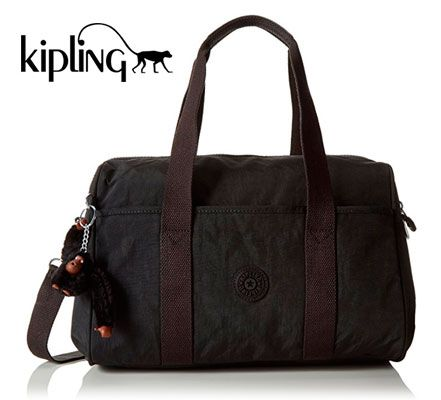 Oferta bolso Kipling PRACTI-COOL marrón barato amazon