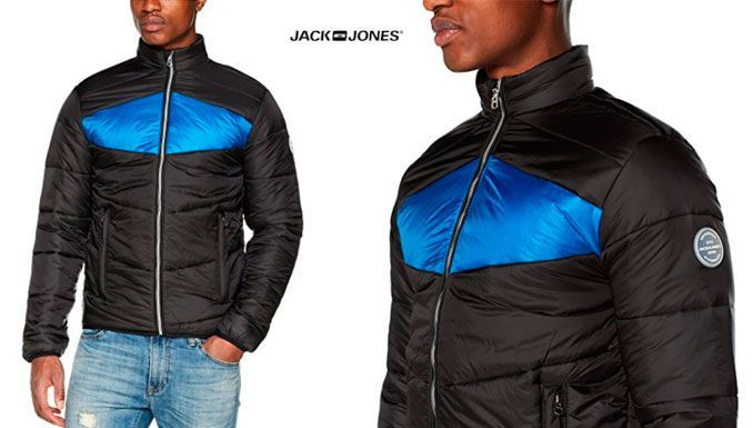 Oferta cazadora Jack & Jones Jorzoom barata amazon, chollos ropa de marca barata amazon