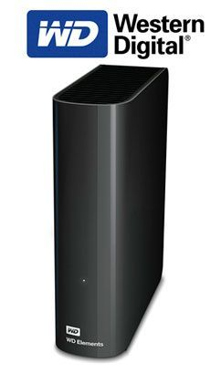 Oferta disco duro externo Western Digital Elements Desktop barato amazon