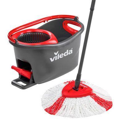 Oferta juego de fregona Vileda Easy Wring & Clean Turbo barato amazon