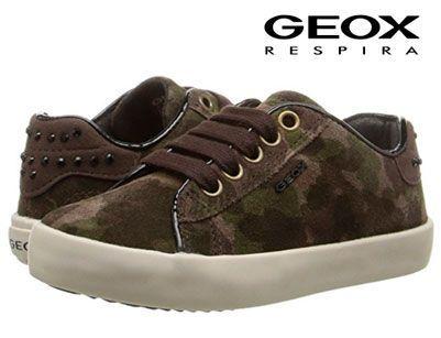 Oferta zapatillas Geox Jr Kiwi Girl B baratas amazon