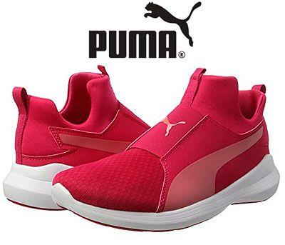 Oferta zapatillas Puma Rebel Mid baratas amazon