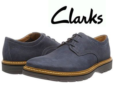 Oferta zapatos Clarks Newkirk Plain baratos amazon