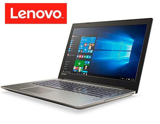 Oferta portátil Lenovo Ideapad 520-15IKB i7 barato amazon
