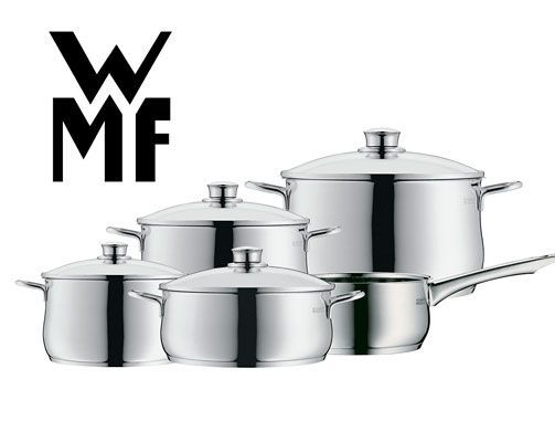 Oferta bateria de cocina WMF Diadem Plus barata amazon