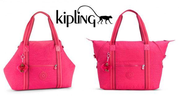 Oferta bolsa de viaje Kipling Art M barata amazon