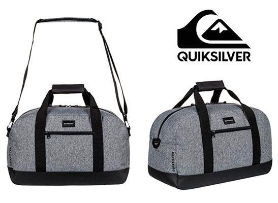 Oferta bolsa de viaje Quiksilver Small Shelter barata amazon