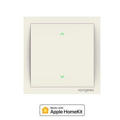 Oferta interruptores inteligentes homekit Koogeek baratos con código de descuento