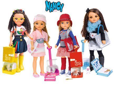 Oferta muñecas Nancy Aventuras por el Mundo surtido baratas amazon