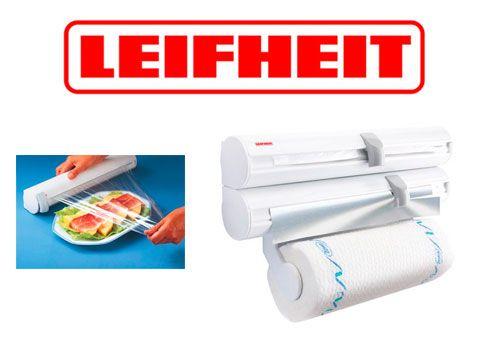 Oferta portarrollos Leifheit Rolly Mobil ComfortLine barato amazon