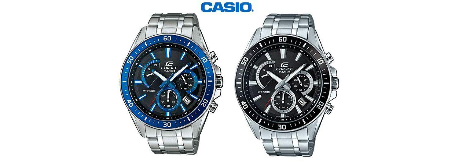 9d214a044c53 Oferta reloj Casio Edifice EFR-552D por solo 78 euros. Descuento del 34%. -  Más Que Ofertas