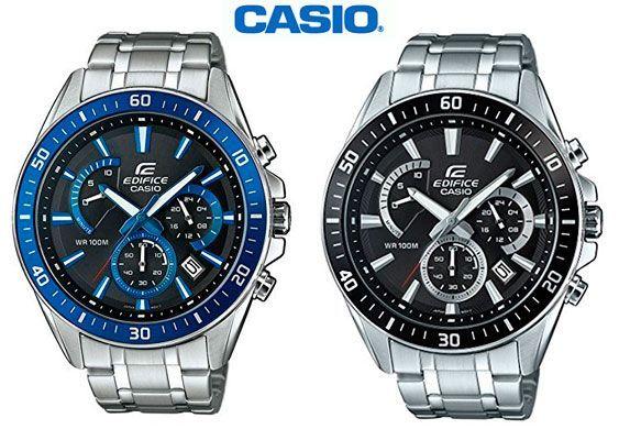 Oferta reloj Casio Edifice EFR-552D barato amazon