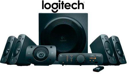 Oferta sistema de sonido Logitech Z906 barato amazon