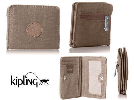 Oferta cartera de mujer Kipling Florencia baratas amazon 29082018