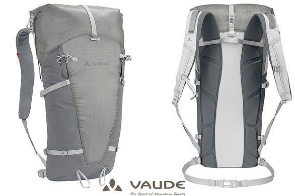 Oferta mochila de trekking Vaude Scopi 32 LW barata amazon