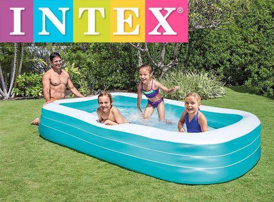 Oferta piscina Intex 58484NP barata amazon