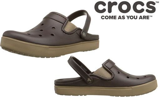 Oferta Crocs Citilane Clog unisex baratos amazon
