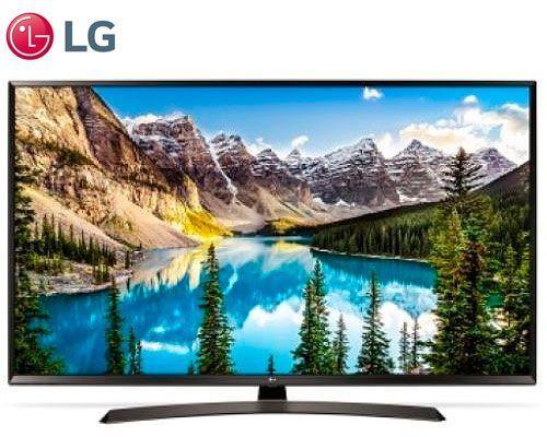Oferta Smar TV LG 49UJ635V 4K barata