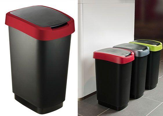 cubo de basura Rotho Twist barato amazon