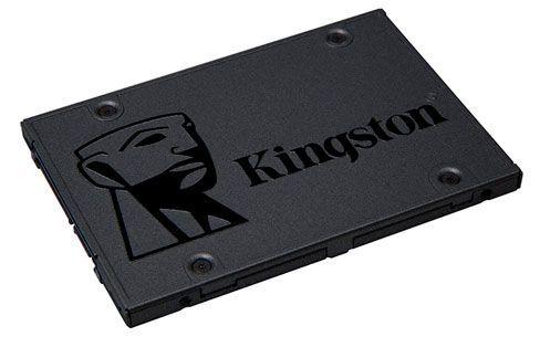 Oferta disco duro sólido Kingston SSD A400 barato amazon