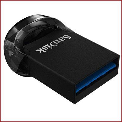 Oferta memoria USB SanDisk Ultra Fit 3.1 de 128 GB