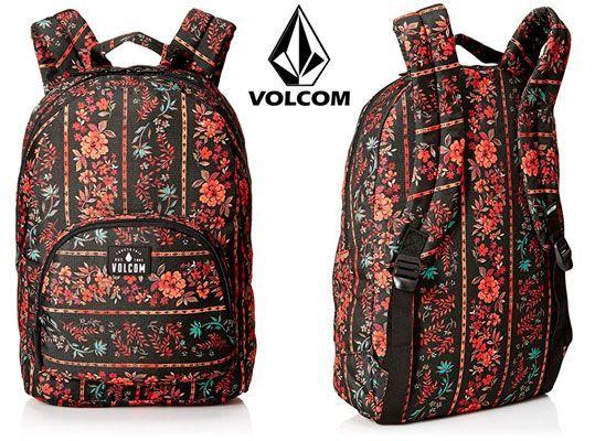 Oferta mochila Volcom Schoolyard Poly barata amazon