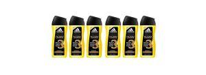 Oferta pack de 6 gel de ducha Adidas Victory League 250 ml barato amazon